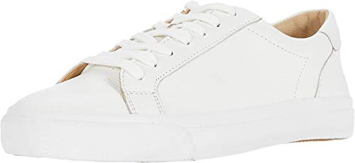 Lucky Brand Women's DARLEENA Sneaker, White, 7.5