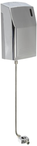 Rubbermaid Commercial FG500476 AutoClean Cleaning Solution Dispenser, Chrome, Kit with 3/4-inch Connector