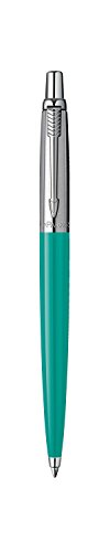 Parker Jotter Special Edition 60th Anniversary Retractable Ballpoint Pen - Blue-Green