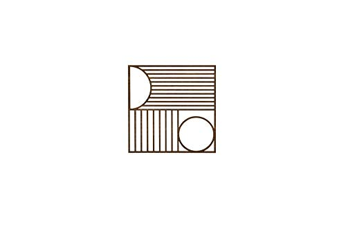 Ferm Living Outline Trivet - Squarre