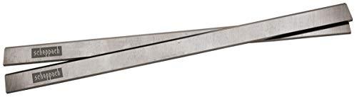 SCHEPPACH Ersatzmessersatz Hobelmesser (2 Stück) für HMS 850 Hobelmaschine