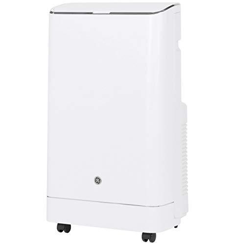 GE Appliances 13,500 BTU Single Hose 3-in-1, APCA14YZMW, White Portable Air Conditioner