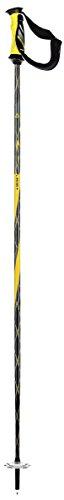 K2 Power 10 Airfoil Bâton de Ski Homme, Jaune, 125