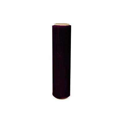 St@llion 1 Rollen der schwarzen Paletten-Dehnungs-Schrumpffolie 400Mm X 250M 17Mu