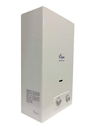 Preisvergleich Produktbild TTulpe Propangas-Durchlauferhitzer Indoor B11 P50 Eco,  1.5 V,  Weiß
