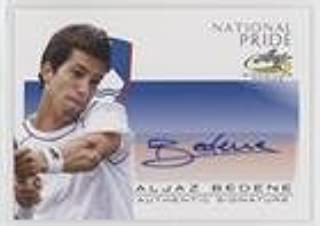 Aljaz Bedene (Trading Card) 2017 Leaf Signature Series - National Pride #NP-AB1