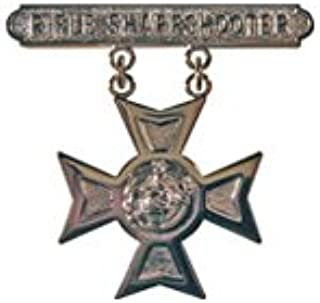 Marine Corps Qualification Badge Rifle Sharpshooter