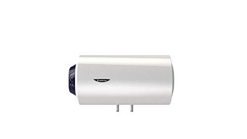 Ariston Termo eléctrico BLU1 Eco Horizontal 100 litros, 1500 W, 230 V, blanco, Fabricado para ser instalado en España