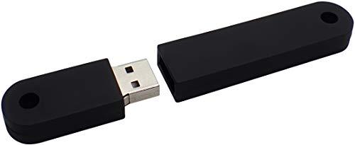 USBfix USB Stick zum Abheften V2 USB30 32GB TypA Schwarz 1er Pack