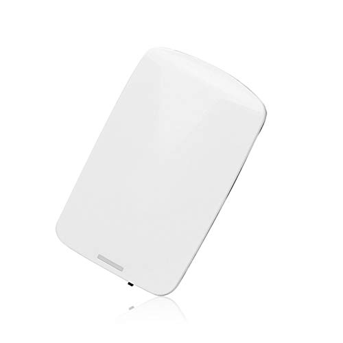 TORENG HDD external hard drive 1TB/320GB/160GB, 2.5-inch portable mobile backup storage, suitable for desktop PC, laptop, Xbox One, PS4, smart TV and other devices (Capacity : 320GB, Color : White)
