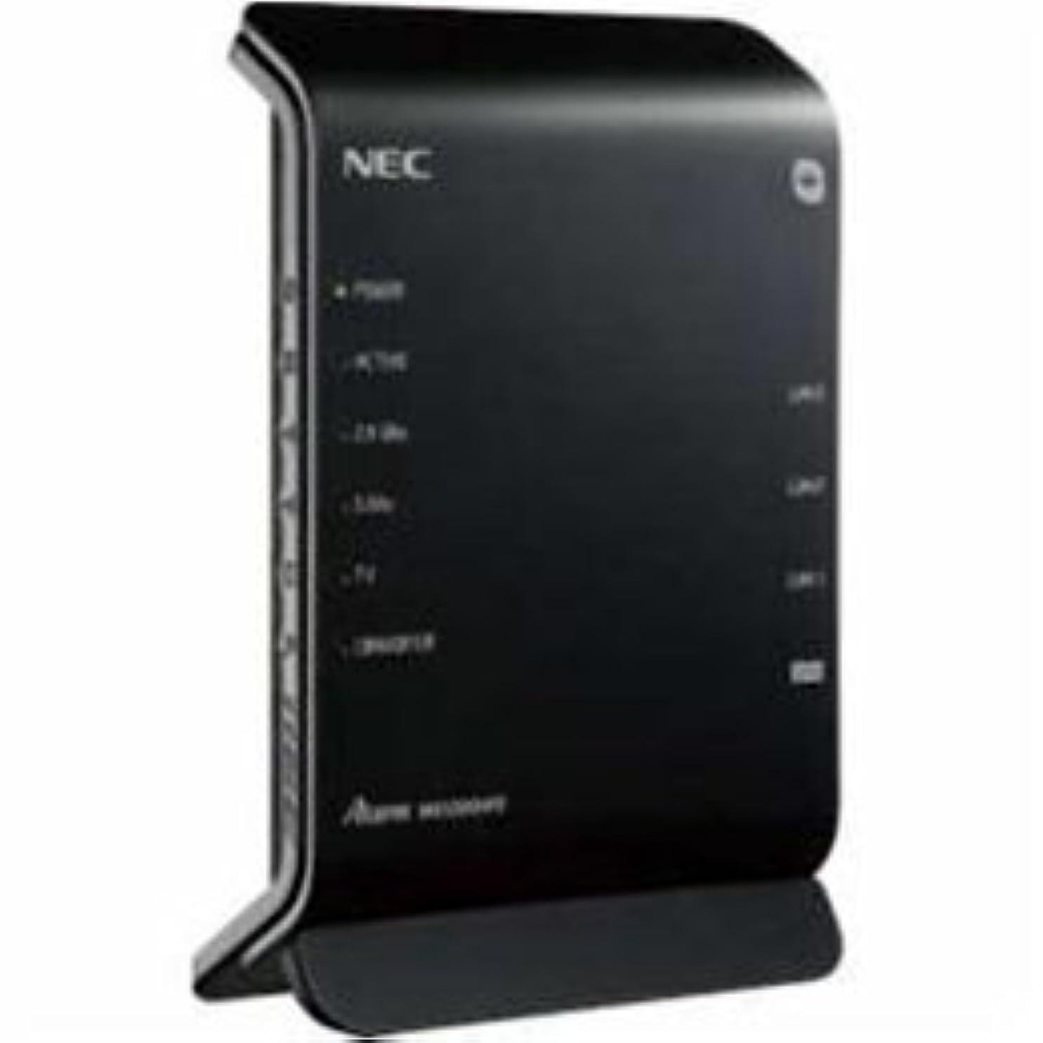 ご近所反応する対応【まとめ 3セット】 NEC 11ac対応 867+300Mbps 無線LANルータ(親機単体) PA-WG1200HP3