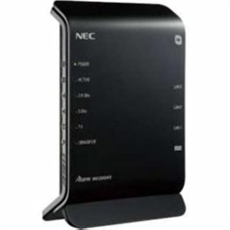 リスクレッドデート批判的【まとめ 3セット】 NEC 11ac対応 867+300Mbps 無線LANルータ(親機単体) PA-WG1200HP3