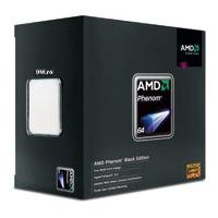 AMD Phenom X4 Quad-Core 9950 Agena Box Black Edition CPU Phenom X4 Quad-Core 2600 MHz Sockel AM2+ 2000 FSB 4096 KB 125 W