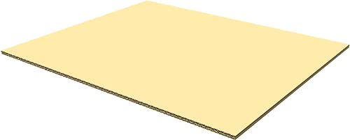 ダンボール板パットWダブル(8�o厚)500x600 40枚セット