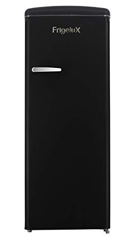 petit un compact Frigelux – Réfrigérateur Style Rétro RF218RNA ++ – Réfrigérateur 218 l avec congélateur…