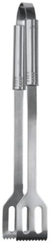 Fackelmann 40472 Nirosta Pince pour Barbecue Inox