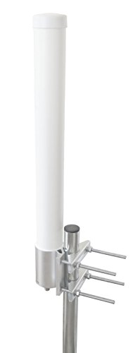Theta Communication 46dBi Omni Directional 4G 3G LTE MIMO External Antenna Aerial Signal Booster...