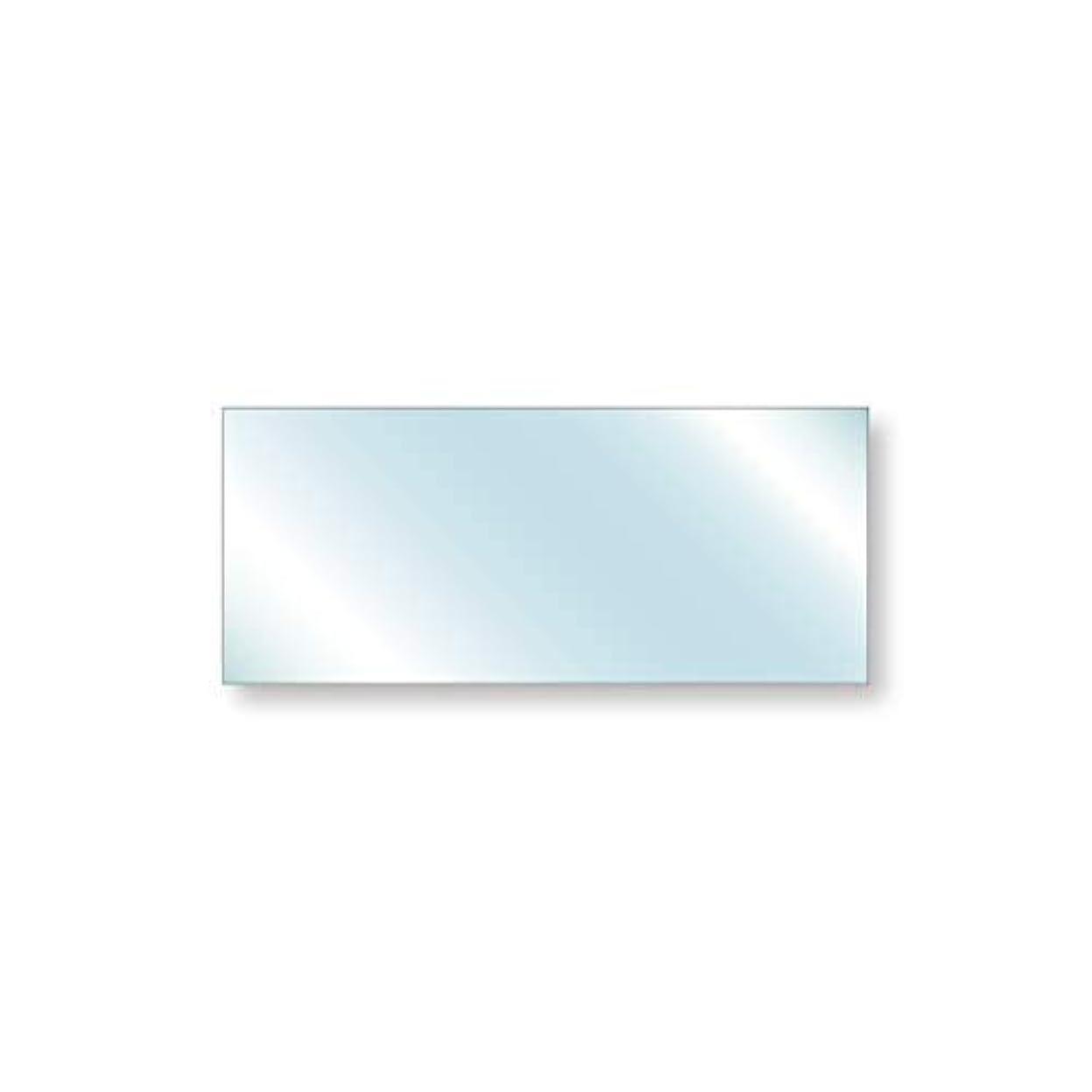 死んでいる確率効果的透明ガラス 厚み8mm 700×300mm 四角形 アラズリ サイズオーダー対応