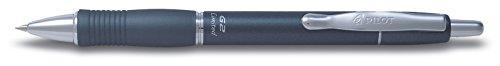 Pilot Pen 2705071 - Gelschreiber G2 Limited, Stärke 0.4 mm, metallic dunkelgrau