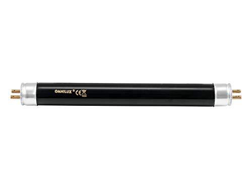 OMNILUX UV-Röhre 8 Watt für G5 Fassung 288x16mm T5