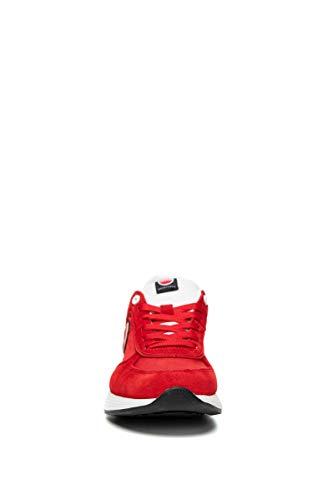 COLMAR Herrenschuhe - Sneaker Travis X-1 Bold 008 - red, Schuhgröße:41