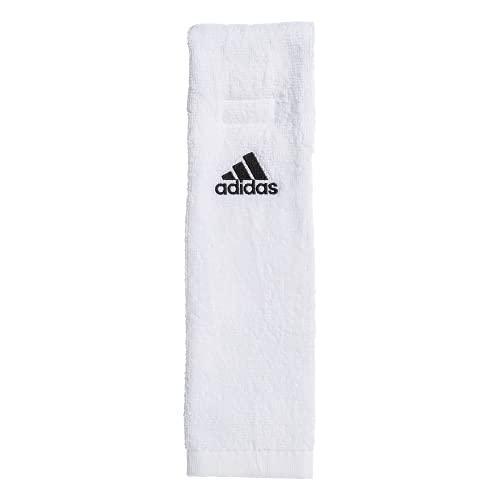 adidas Toalla de fútbol, Hombre, Color Blanco, tamaño Talla única