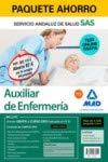 Paquete Ahorro y Test online GRATIS Auxiliar de Enfermería del Servicio Andaluz de Salud. Ahorra 87 € (incluye Temario común; Temario específico ... test online gratis y acceso a Curso Oro).