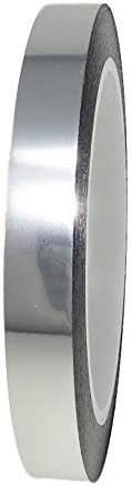 T R U MMYP 1 Mylar Metalized Polyester Film Tape with Acrylic Adhesive Multiple Colors Available product image