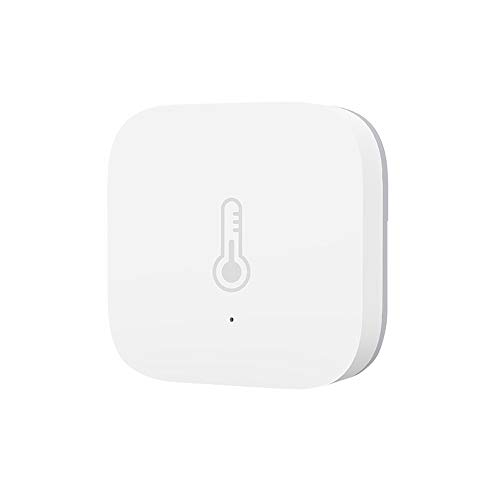 para Xiaomi Aqara Temperature Humidity Sensor, ZigBee Version Control Smart Home, Easy Installation Work with Mijia App and Apple HomeKit