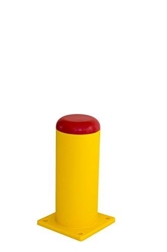 Bolardo de seguridad BASIC 250 MM Plástico