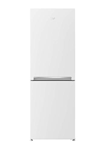 Beko BFBF2412WH 24 Inch Counter Depth Freestanding Bottom Freezer Refrigerator with...
