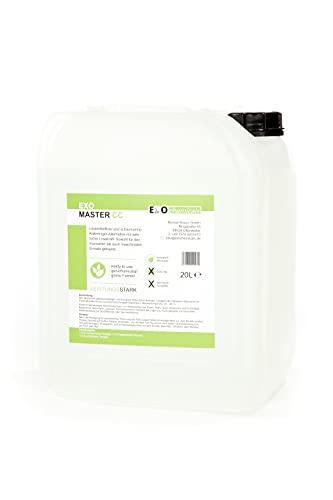 20 Liter EXO MASTER CC | lösemittelfreier Kaltreiniger | geeignet für Teilewaschtische | Motorreiniger | Industriereiniger | Werkstattreiniger | VOC- und kennzeichnungsfrei & geruchsneutral
