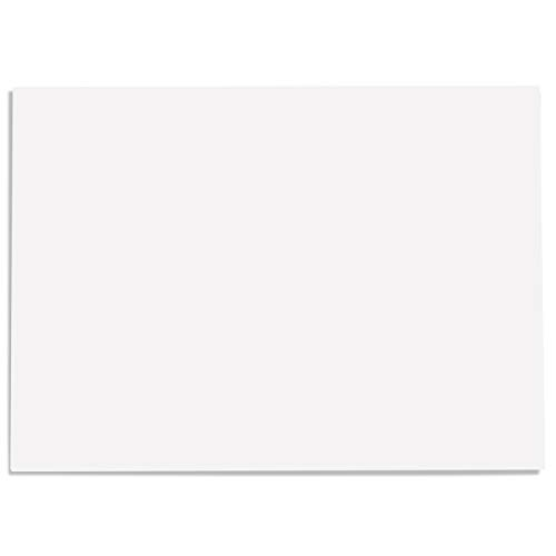 Blanko Schreibtischunterlage I DIN A2 I 40 Blatt I aus Papier zum Abreißen I Skizzenblock I zum Beschreiben und Bemalen I Zeichenblock I Papierunterlage I Bastelunterlage I FSC I XL-Malblock I dv_194