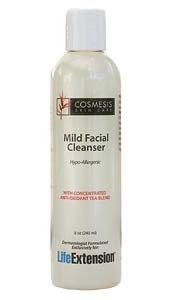 Mild Facial Cleanser 8 oz