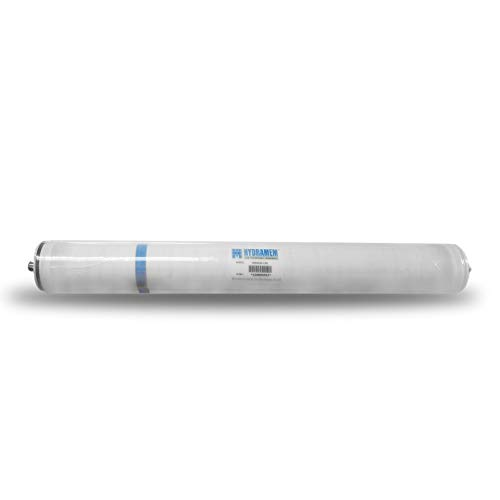 Max Water Hydramem 2800 GPD LPE4040 Low Pressure Reverse Osmosis Membrane Commercial Low Pressure Size 4