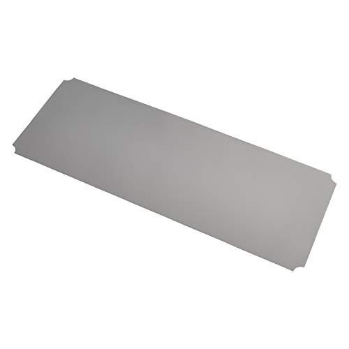 "Amazon Basics Industrial Strength Wire Shelf Liner - 18"" x 48"" - Grey, 4-Pack"