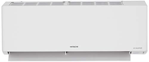 Hitachi 1 Ton 3 Star Inverter Split AC (Copper RSG311HCEA White)