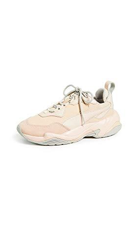 PUMA Women's Thunder Shoe, Natural Vachetta-Cream Tan, 9 M US