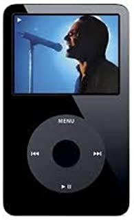 Apple iPod Classic Video 60GB Black 5th Generation - Discontinued by Manufacturer Comes with Generic Ear pods Wall Plug and Charging Wire Packaged in White Box
