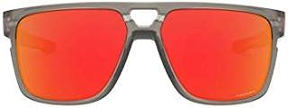 a0b1f67b2849c Óculos Oakley OO9382 938224 Cinza Lente Vermelho Ruby Prizm Tam 60