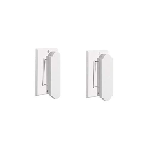 YBM Home Magnetic Switch & Outlet Cover MF1006-2 (2, Switch & Outlet Cover Modern)