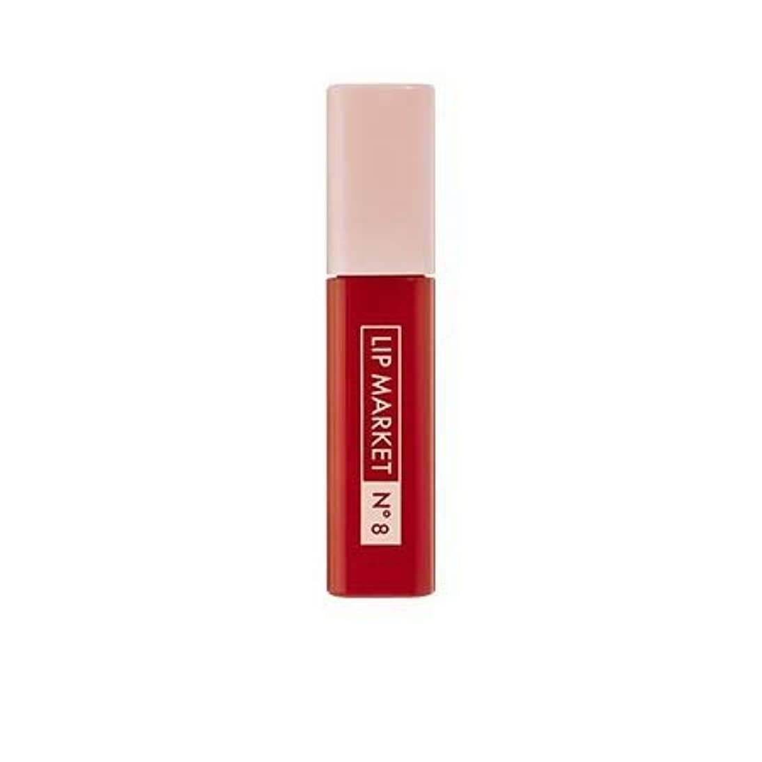 解釈道路ピケトニーモリー リップ マーケット シロップ ティント4g / TONY MOLY Lip Market Syrup Tint #8 Chilli Chilling [並行輸入品]