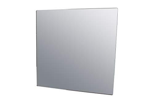 12 x 12 Acrylic Mirror Sheet by Laser -