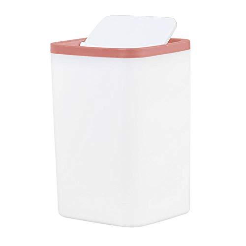 Sinzong Papieren manden, vuilnisemmer, mini-bureau-vierkant, voor op het bureau, kleine asbak, hoge kwaliteit