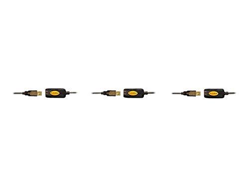 Delock 82446 Kabel USB 2.0 Verlängerung, aktiv 10m