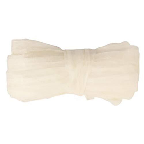 Enveloppe de saucisse, boyaux secs Boyaux de porc séchés à lair avec un diamètre de 32 mm 3 m, outil de traitement de fabrication de viande de manteau dintestin sec de porc comestible sûr