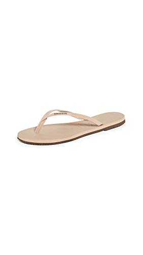 Havaianas You Metallic Sandal, Rose Gold,41/42 BR