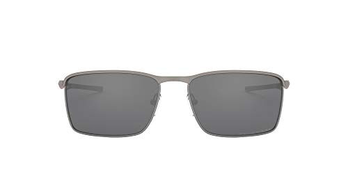 Oakley 0OO4106 Gafas de sol, Lead, 58 para Hombre