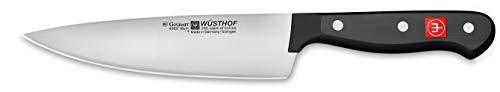 Wüsthof Kochmesser kurz, Gourmet (4562-7/16), 16 cm Klingenlänge, Edelstahl, rostfrei, für Spülmaschine, Küchenmesser sehr scharfe Klinge