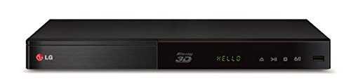 Amazing Deal LG Electronics BP540 3D Blu-Ray Disc Player with Smart TV and Built-In Wi-Fi (2014 Mode...
